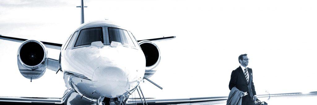 Reservar un jet privado