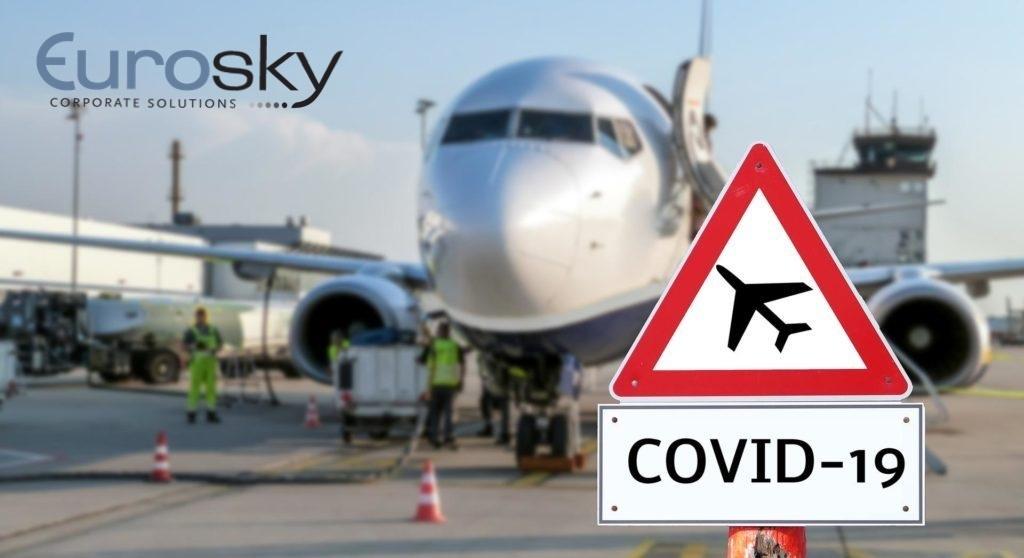 jet privado vuelos charter covid 19