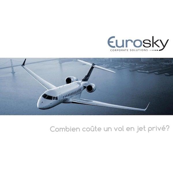 prix location jet privé Eurosky