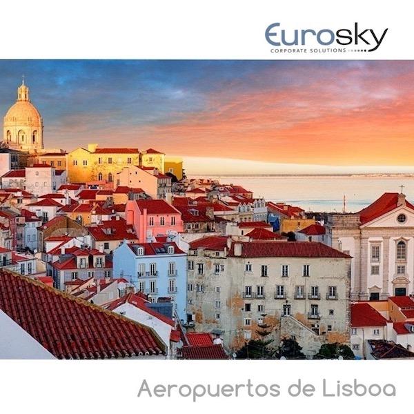 Volar a Lisboa en avion privado