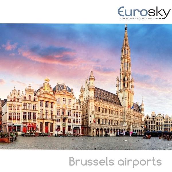 Private jet rental Brussels