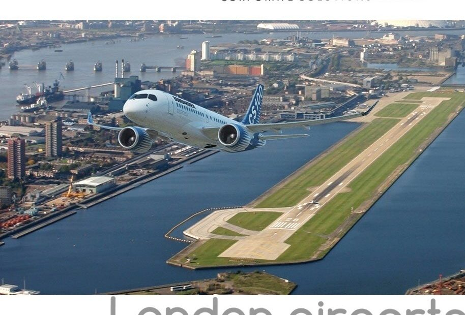 aéroport de London City