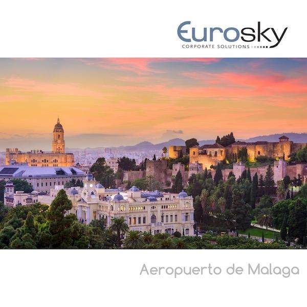 Volar en jet privado a Malaga