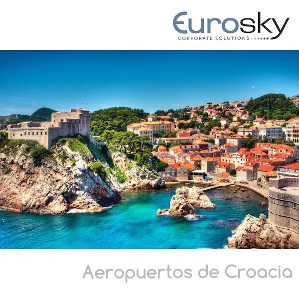 Croacia en jet privado