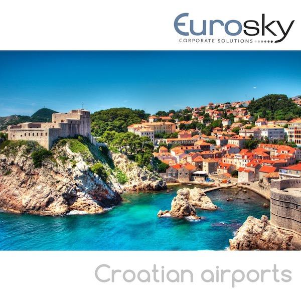 Croatia by private jet