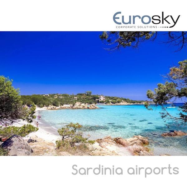 private jet Sardinia