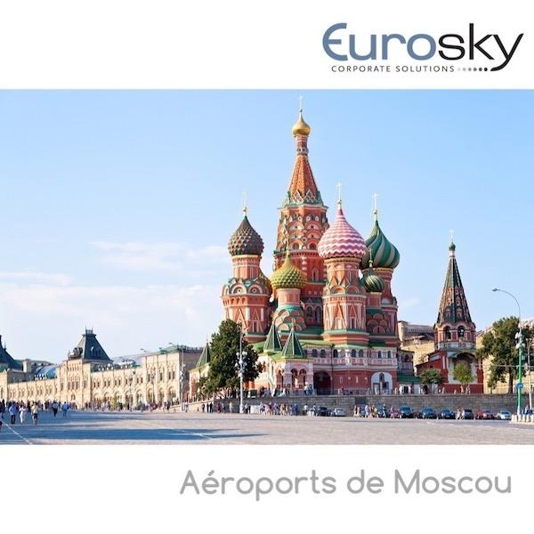 Louer un jet privé à Moscou
