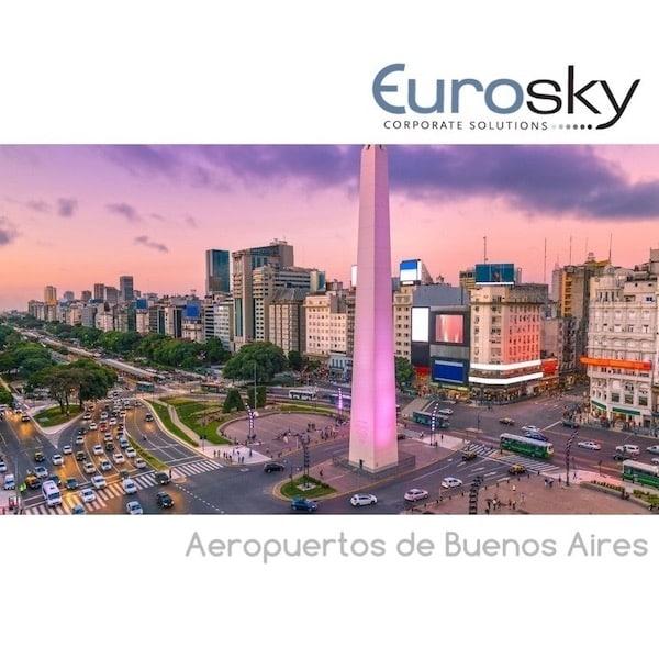 volar en jet privado a los aeropuertos de Buenos Aires