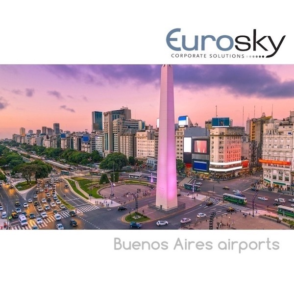Private jet rental to Buenos Aires