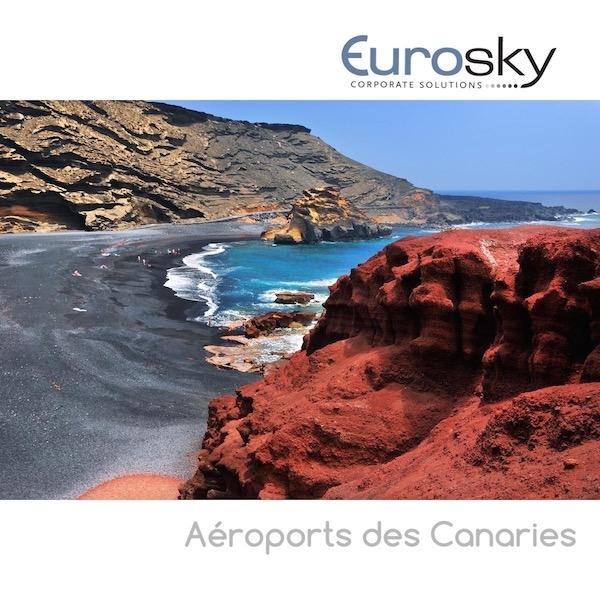 vol privé aux Canaries