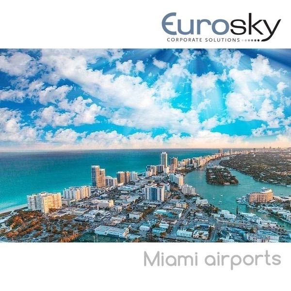 Miami by private jet with Eurosky