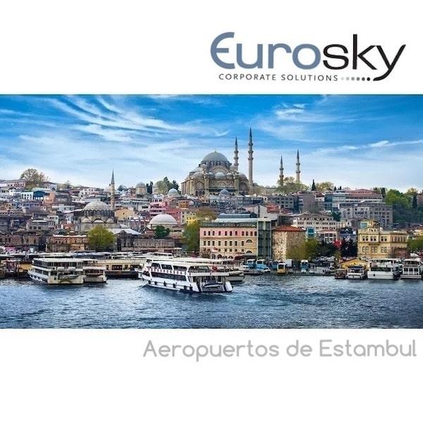 jet privado Estambul